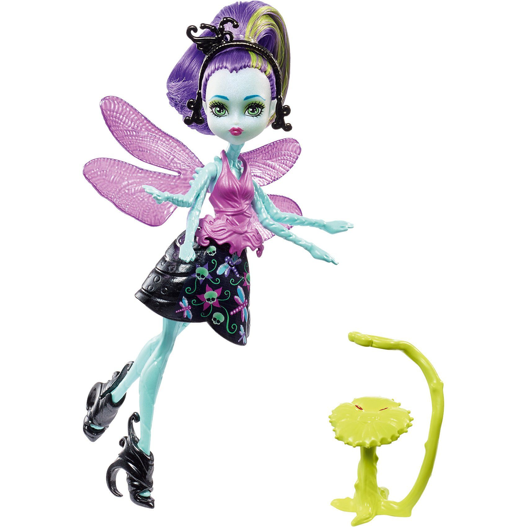 Mattel® Monster High Garten-Monsterfreundinnen Insekt Wingrid - Eine