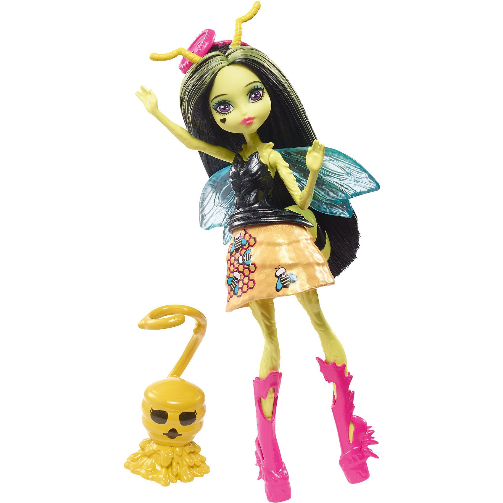 Mattel® Monster High Garten-Monsterfreundinnen Insekt Beetrice - Ein