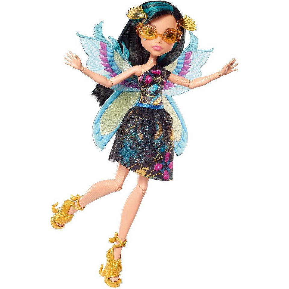 Mattel monster high garten monsterfreundinnen cleo de nile for Muebles de monster high