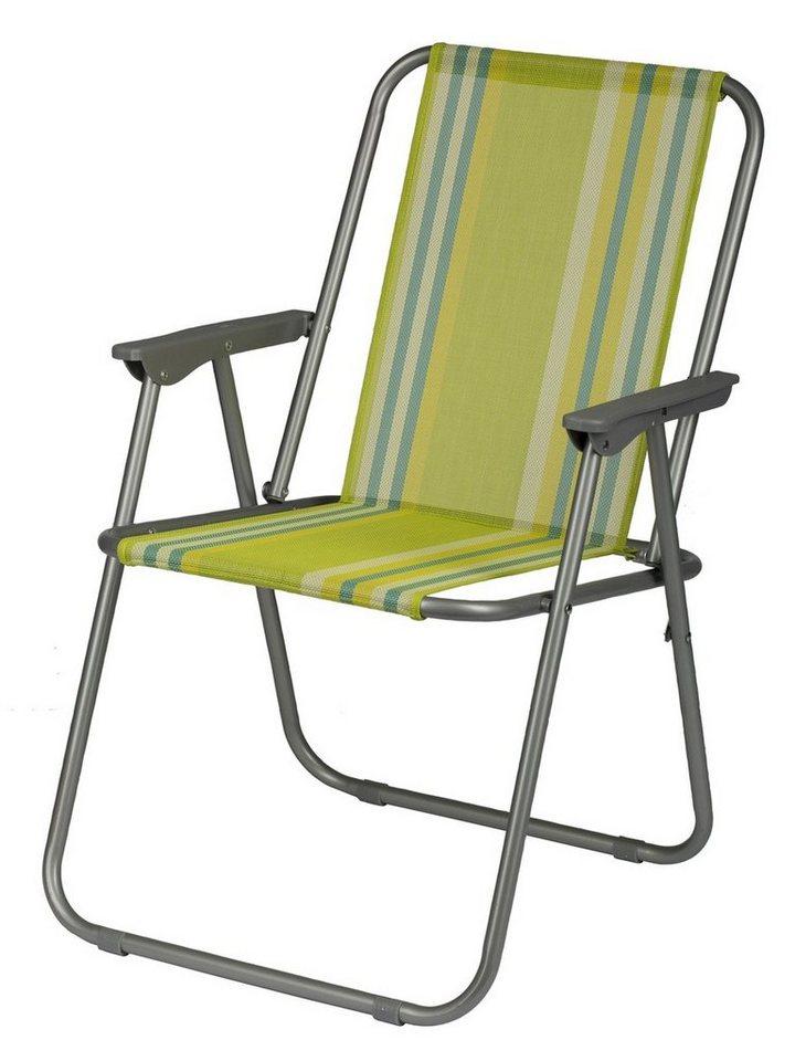 kasper wohndesign campingstuhl 4er set verschiedene farben online kaufen otto. Black Bedroom Furniture Sets. Home Design Ideas