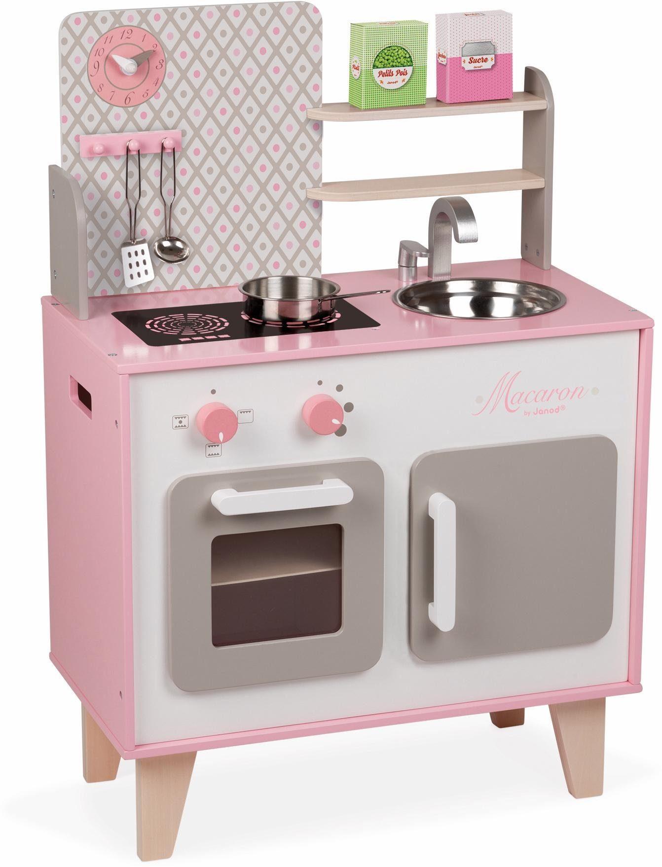 Janod Spielküche mit Sound, »Macaron, groß«