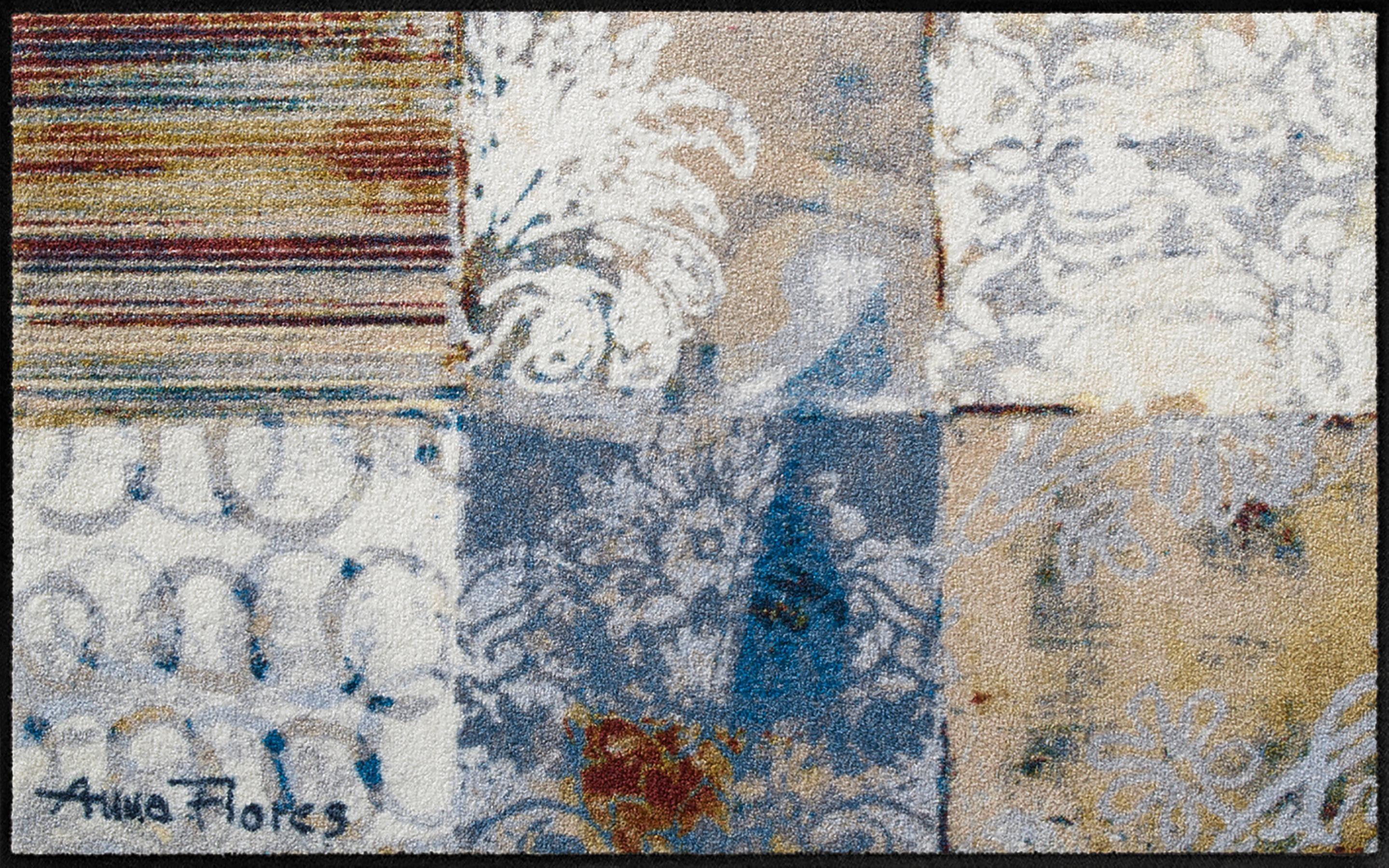 Läufer »Pattern«, Salonloewe, rechteckig, Höhe 6 mm