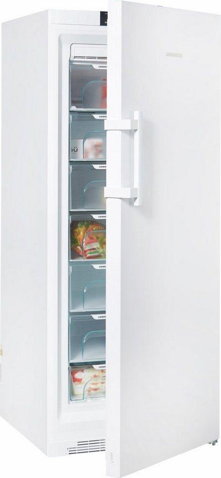 liebherr gefrierschrank gn 4615 comfort nofrost a 175. Black Bedroom Furniture Sets. Home Design Ideas