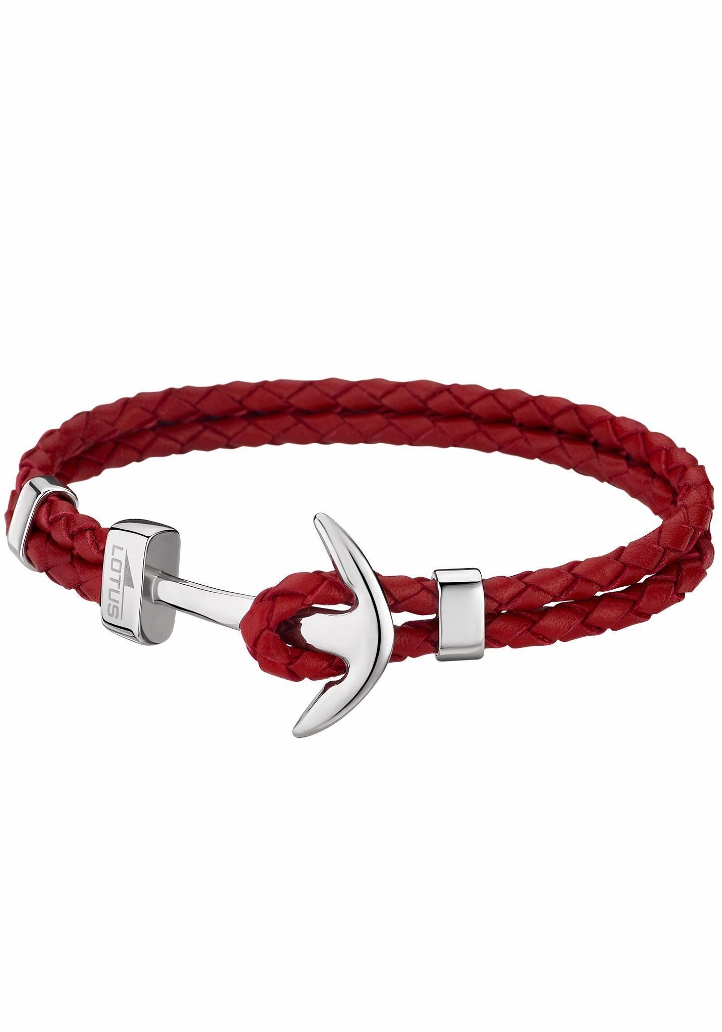 Lotus Style Armband »Anker, Urban, LS1832-2/2«