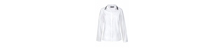 Glitzernieten NAVIGAZIONE Klassische Bluse am mit Kragen Bluse Klassische NAVIGAZIONE 1qcSYY