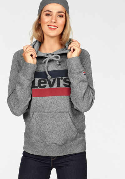 Levi's® Kapuzensweatshirt »Graphic Sport Hoodie« Logoprint