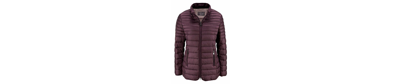 Danwear mit Futter Danwear Winterjacke kontrastfarbenem kontrastfarbenem mit Futter Winterjacke AqwrAY