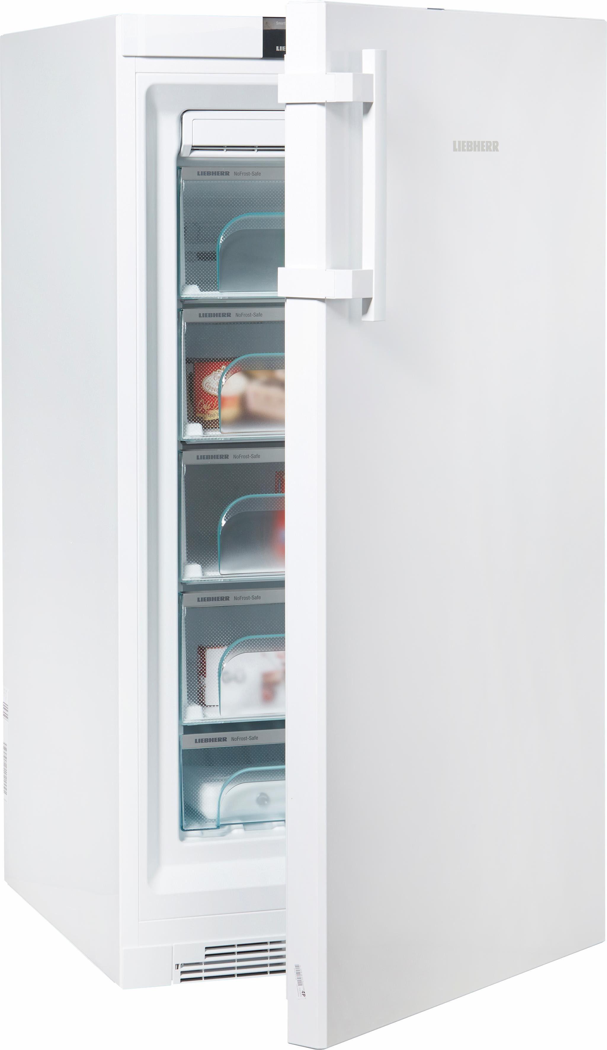 Liebherr Gefrierschrank GNP 3855 Premium NoFrost, 135 cm hoch, 70 cm breit
