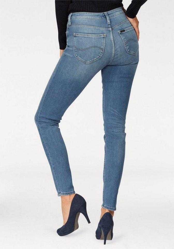 53de11581600 Lee® Stretch-Jeans »Scarlett« High Waist kaufen | OTTO