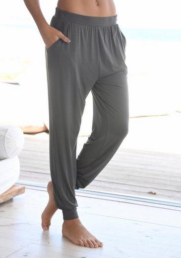 LASCANA Lässige Yoga & Relaxhose