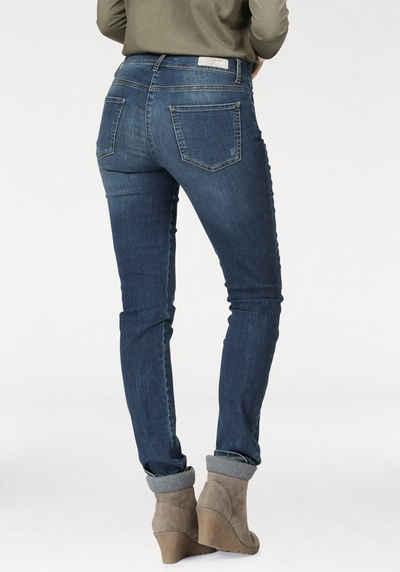 Brax Slim-fit-Jeans Shakira Diamond mit dekorativen Glitzersteinen 015763b015