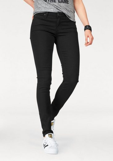 Lee® Stretch-Jeans Scarlett Cropped, Skinny Fit - Powerstretch