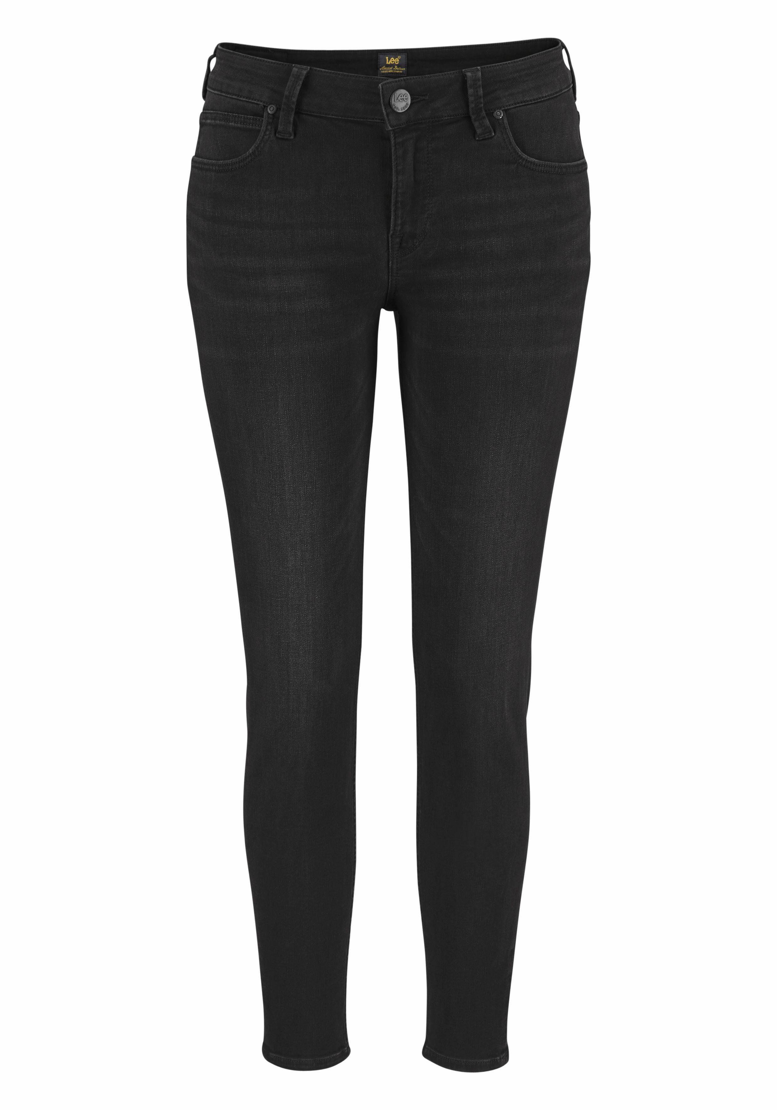 Stretch Powerstretch Cropped« Lee® Fit jeans Skinny »scarlett dxqxg0Yv