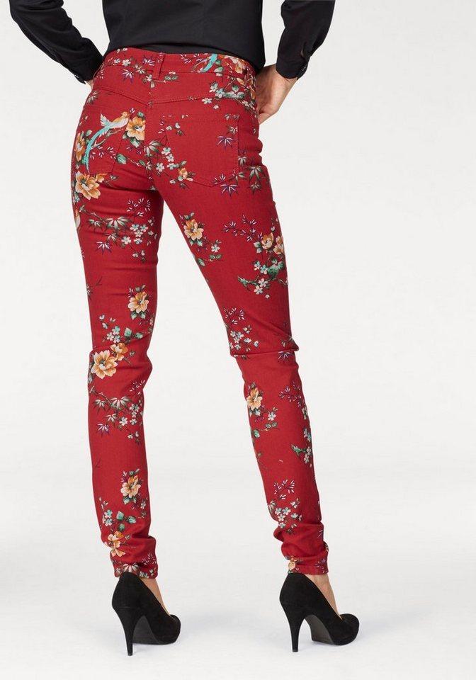 mac gerade jeans dream skinny hochelastisches material. Black Bedroom Furniture Sets. Home Design Ideas