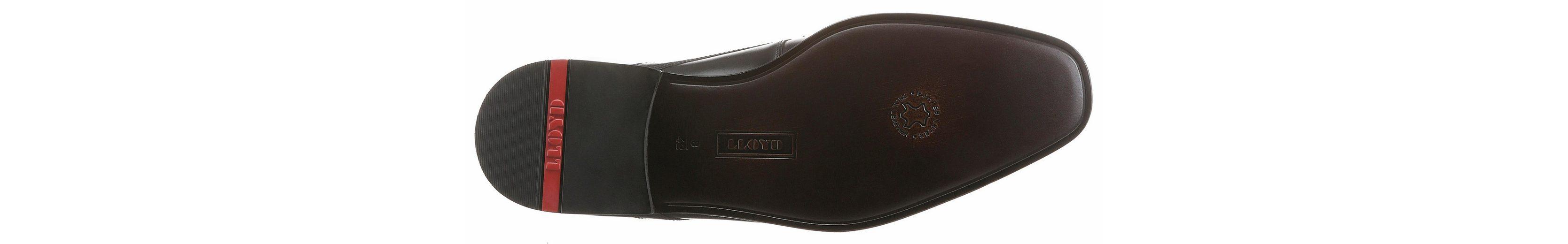 Lloyd Danville Schnürschuh, mit eleganter Lederlaufsohle