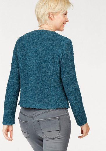 Bianca Sweater, Farah In Short Blazer Style