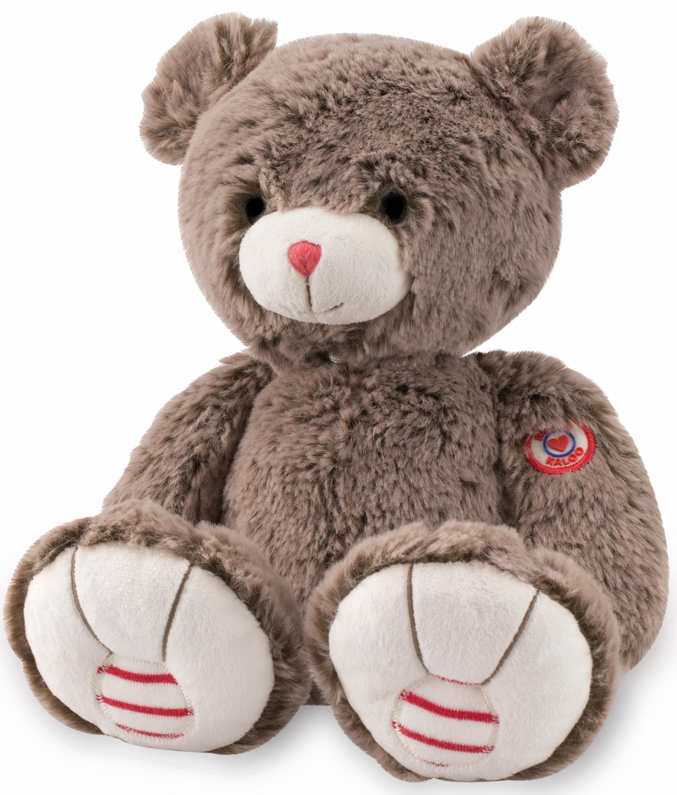Kaloo Teddybär, ca. 31 cm, »Rouge Bär, braun«