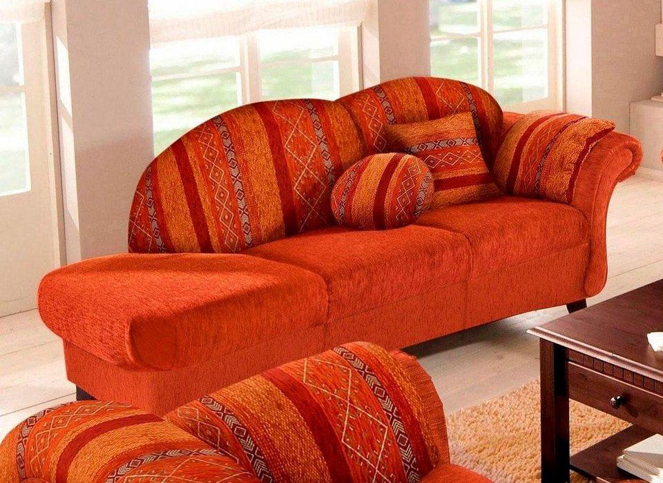 home affaire recamiere colombo mit federkern otto. Black Bedroom Furniture Sets. Home Design Ideas