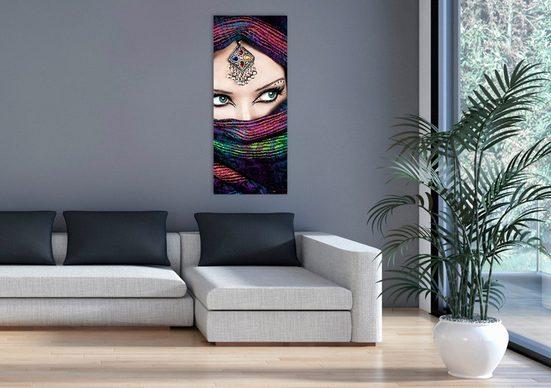 MARMONY Infrarotwandheizgerät »Arabic Eyes 2 MTC-40«, Naturstein, 800 W, beige