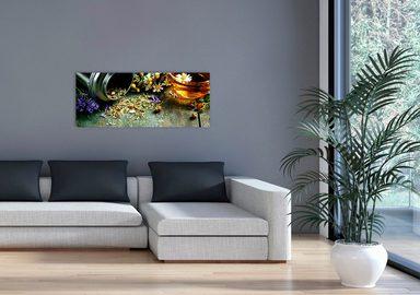 MARMONY Infrarotwandheizgerät »Flower Table MTC-40«, Naturstein, 800 W, beige