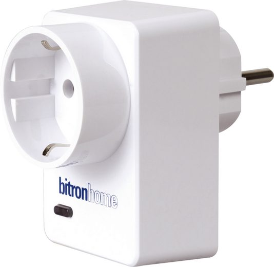 bitronhome Smart Home Zubehör »Smart Home Stecker mit Repeater (ZigBee)«