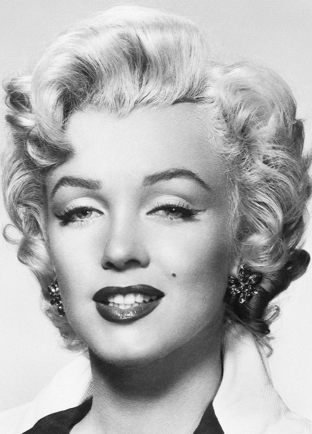 Fototapete »Marilyn Monroe«, 4-teilig, 183x254 cm