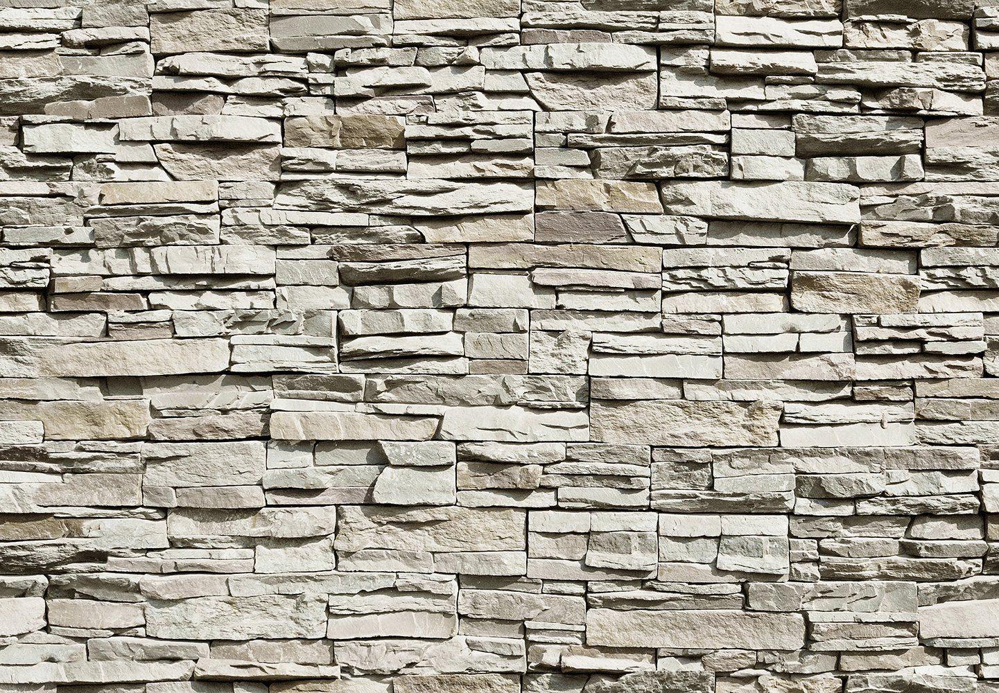 Fototapete »The Wall«, 8-teilig, 366x254 cm