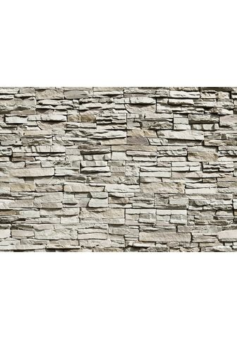 IDEALDECOR Fototapetas »The Wall« 8 vnt. 366x254 ...