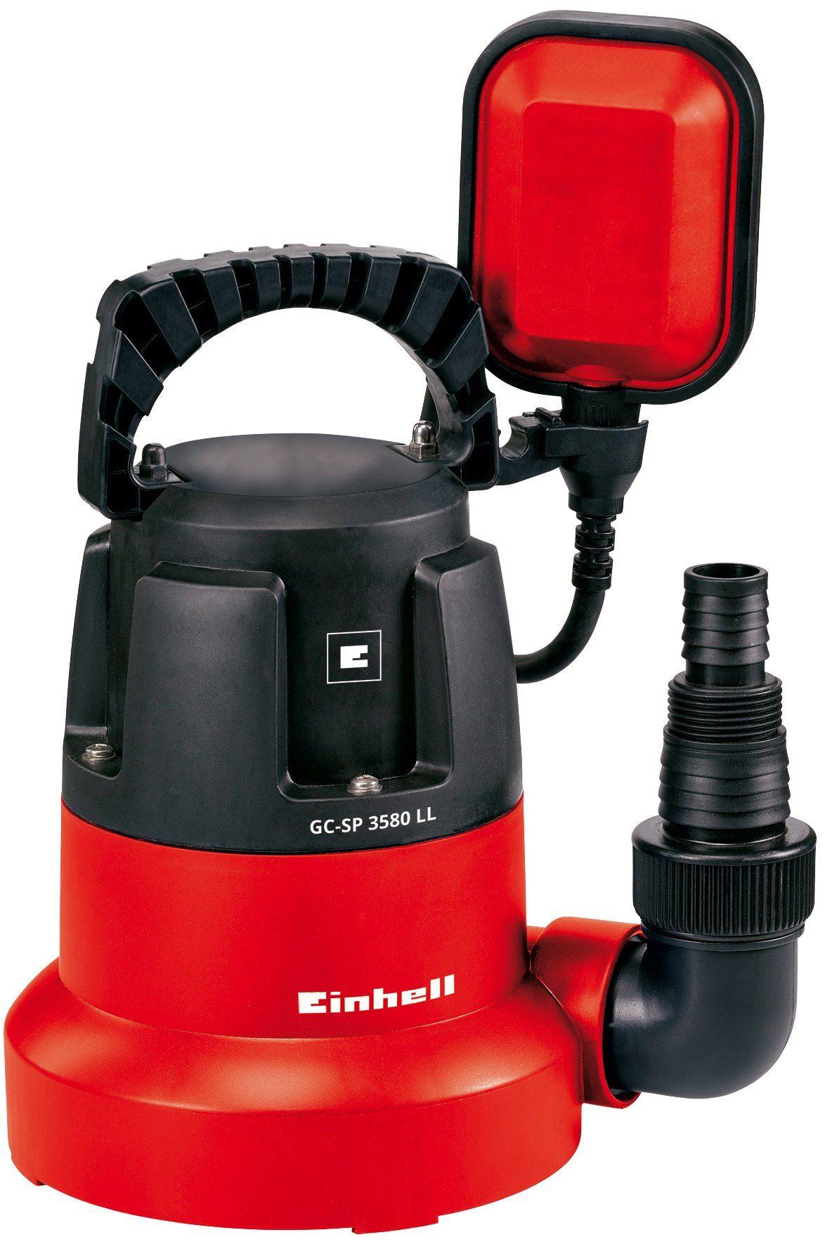 EINHELL Tauchdruckpumpe »GC-SP 3580 LL«, 8.000 l/h