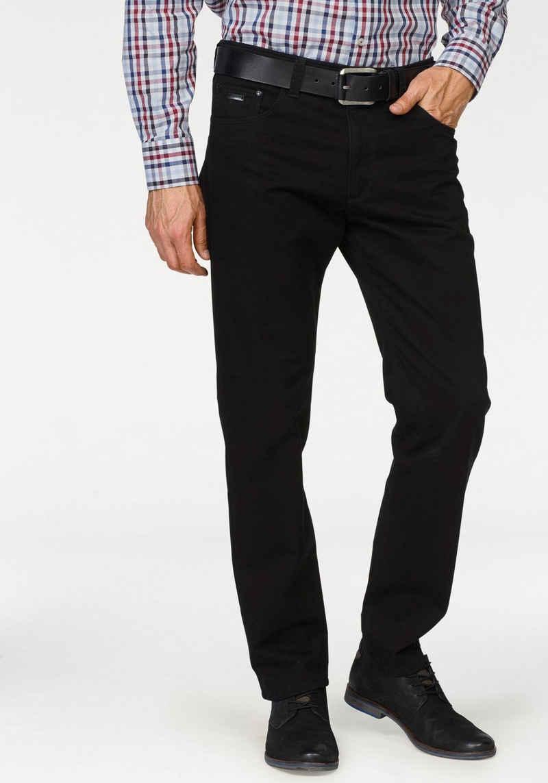 bugatti Regular-fit-Jeans Regular-fit, constant Colour- Ausstattung