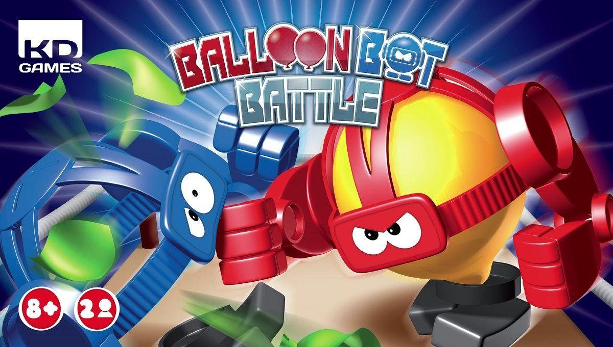 Spiel, »Balloon Bot Battle«