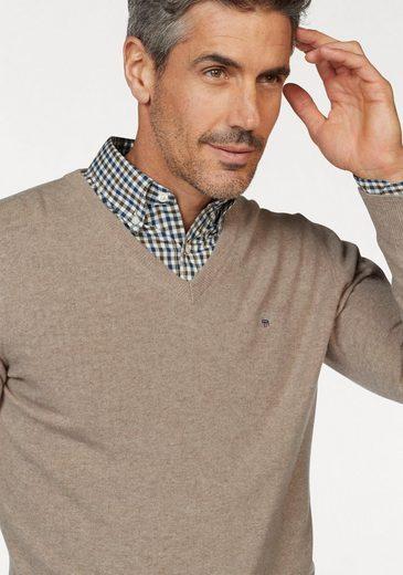 Gant V-neck Sweater-