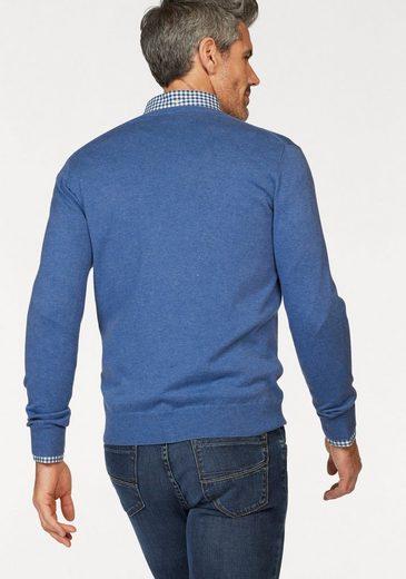 Gant V-Ausschnitt-Pullover