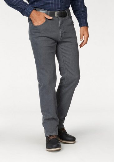 Pionier Stretch-Jeans »Peter« inklusive Gürtel