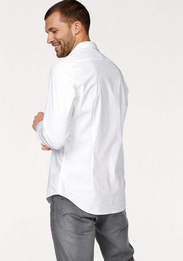 G-Star RAW Langarmhemd Core Shirt l/s