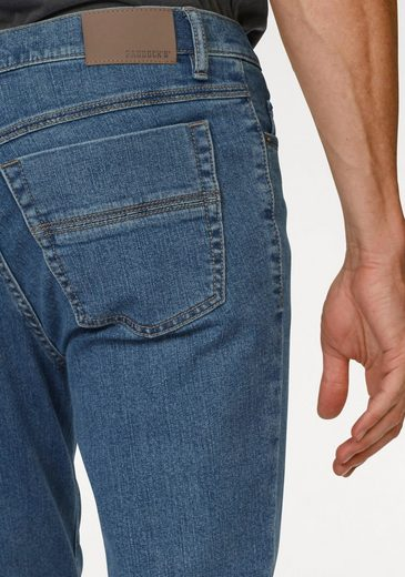 Paddock's Straight-Jeans Nevada, mit Stretch