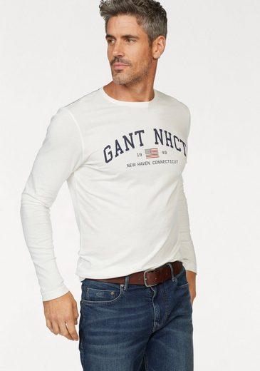 Gant Langarmshirt