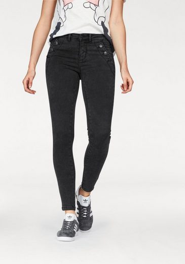 Only Skinny-fit-Jeans ROYAL BUTTON