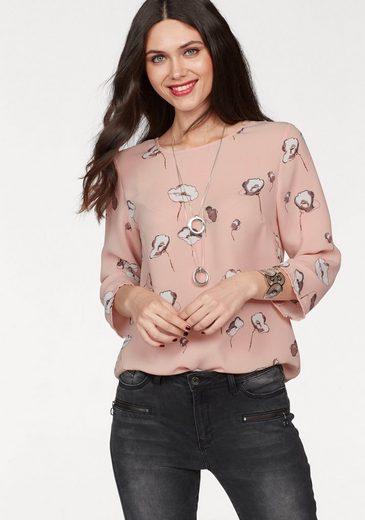 Vero Moda Shirtbluse MIA, mit Blumenmuster