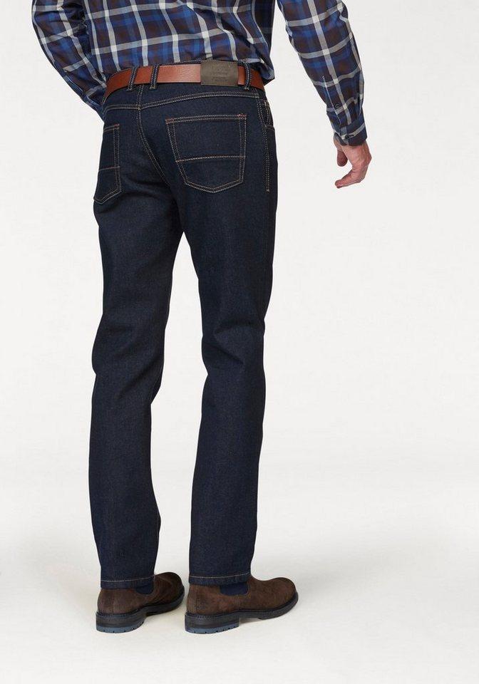 Online gehen harmonische Farben bestbewertet billig Bugatti Regular-fit-Jeans, Elasthananteil für den perfekten Sitz online  kaufen   OTTO
