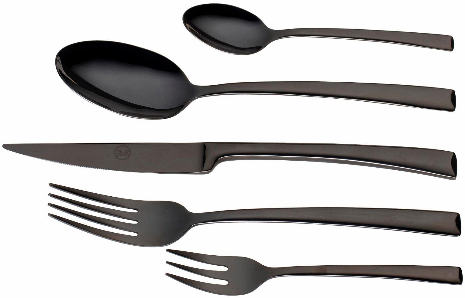Guido Maria Kretschmer Home&Living Besteck-Set »Pure Black«