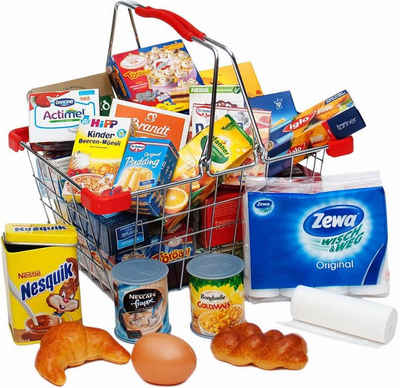 Haushaltsgeräte Lebensmittel Nahrungsmittel Hape Spielzeug Kinder Eier Milch Käse Marmelade Holz