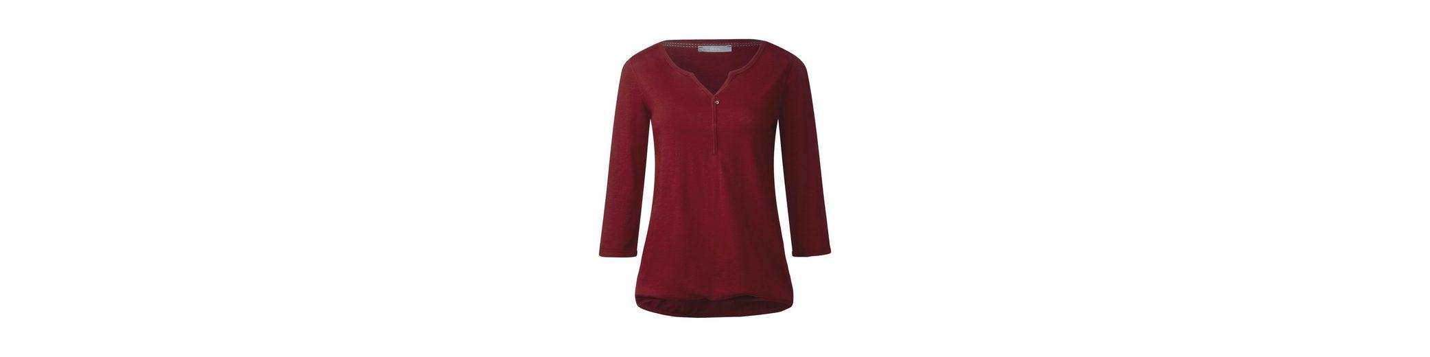 Günstig Kaufen Für Schön Besuchen Zu Verkaufen CECIL Basic 3/4-Arm Shirt Amelie Genießen Footlocker Bilder Online IiFv5P4