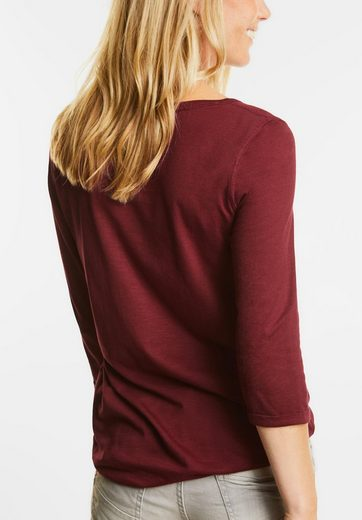 CECIL Basic 3/4-Arm Shirt Amelie