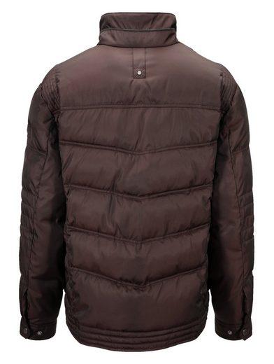 Babista Jacke mit einhändig verschließbaren Druckknöpfen