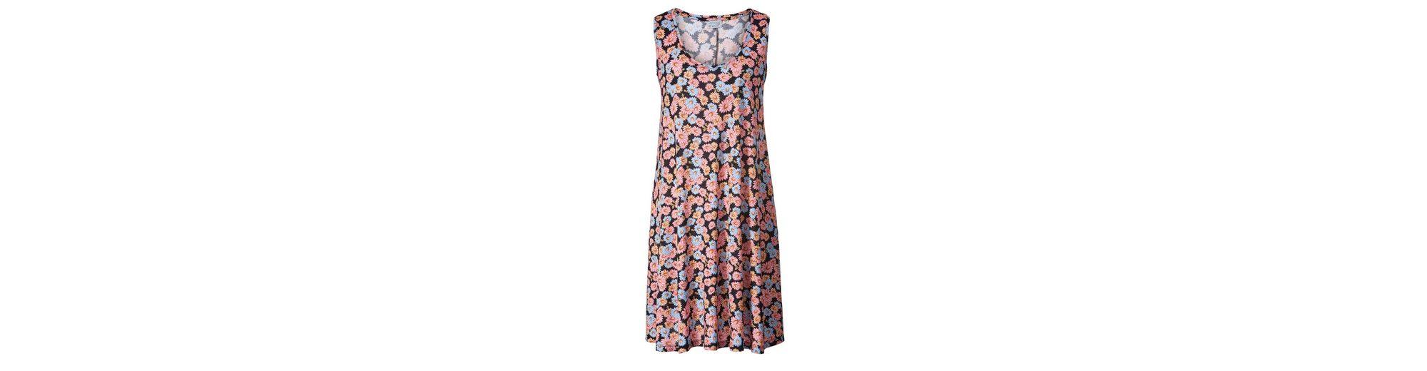 Steckdose Mit Kreditkarte Empfehlen Rabatt Angel of Style by Happy Size Jersey-Kleid mit Blumen-Print Kaufen Authentische Online Verkauf Mit Paypal 100% Original Online-Verkauf KNHj69T5X
