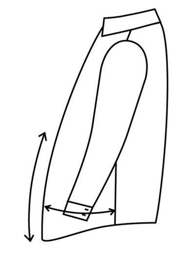Men Plus by Happy Size Spezial-Bauchschnitt Hemd