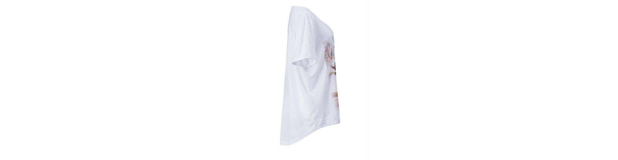 Angel of Style by Happy Size Vokuhila-Shirt in Oversize-Form Zuverlässige Online-Verkauf Auslass Der Billigsten 8QNW4r