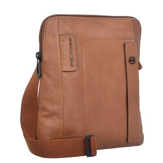 Piquadro P15plus Umhängetasche Leather 24 Cm
