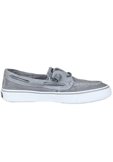 Sperry BAHAMA 2-EYE WASHED grey Bootsschuh